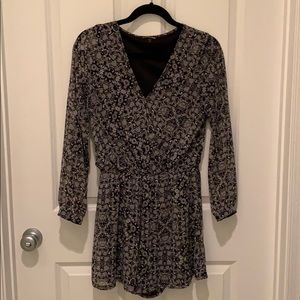 Express Romper Size Small